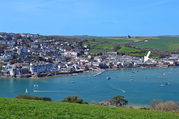 5 Victoria Place Salcombe Toad Hall Cottages