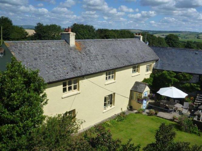Hingston Farmhouse