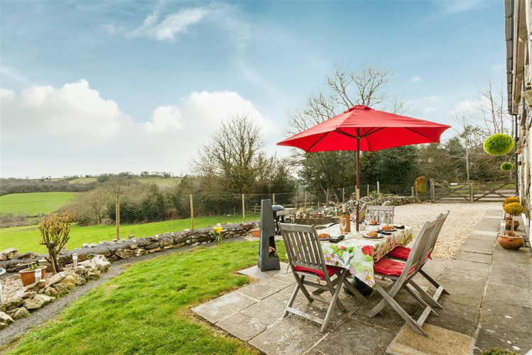 The Linhay Bolham Water Honiton Toad Hall Cottages