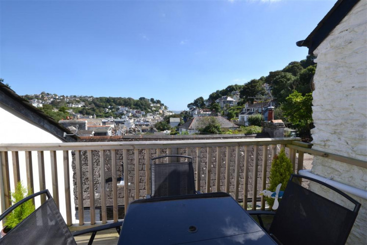 Fine Old Chapel Cottage Apartment Cornwall Looe South Hams Download Free Architecture Designs Scobabritishbridgeorg