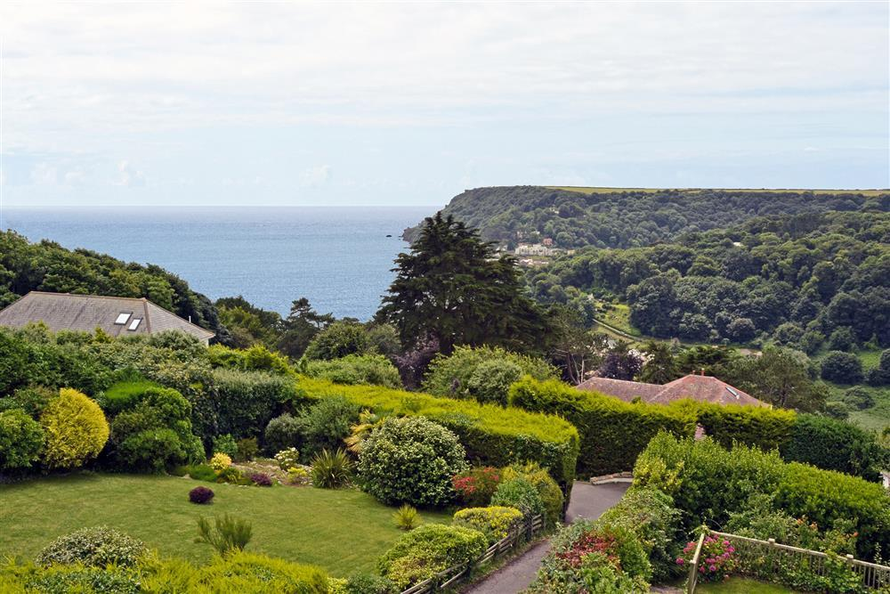 Leigh Hill Salcombe Toad Hall Cottages