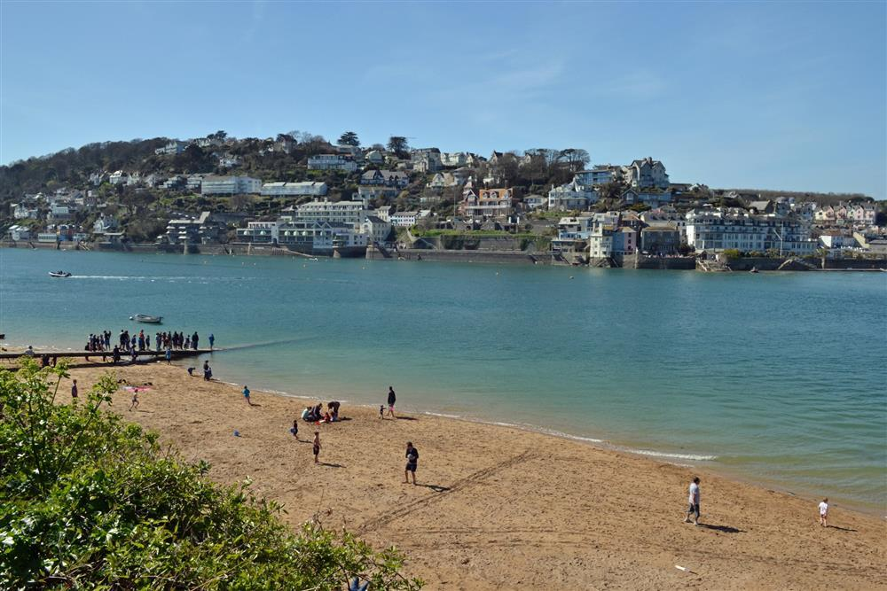 2 Island Terrace Salcombe Toad Hall Cottages