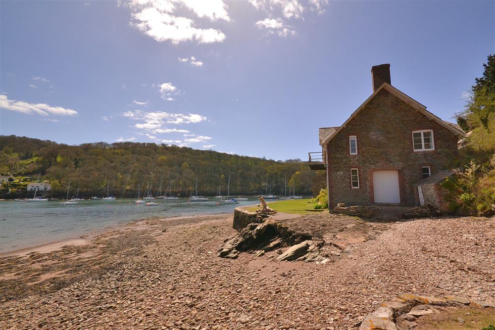 Warren Point Cottage Newton Ferrers Toad Hall Cottages