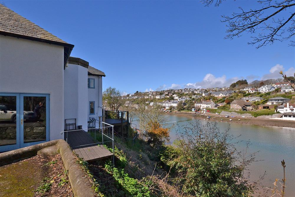 Yew Tree Cottage Noss Mayo Noss Mayo Toad Hall Cottages