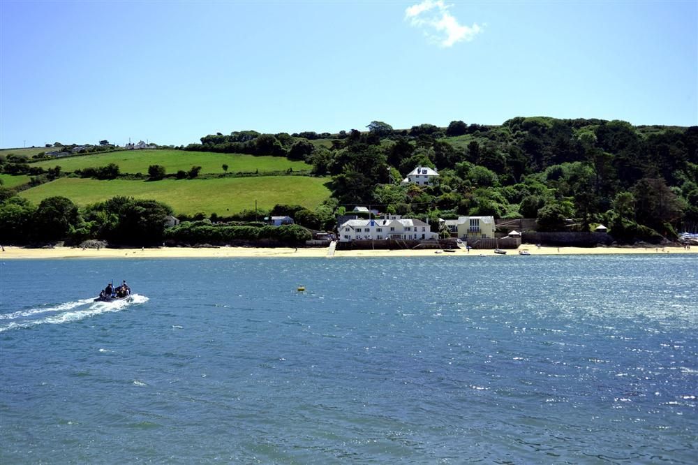 High Tor Salcombe Toad Hall Cottages