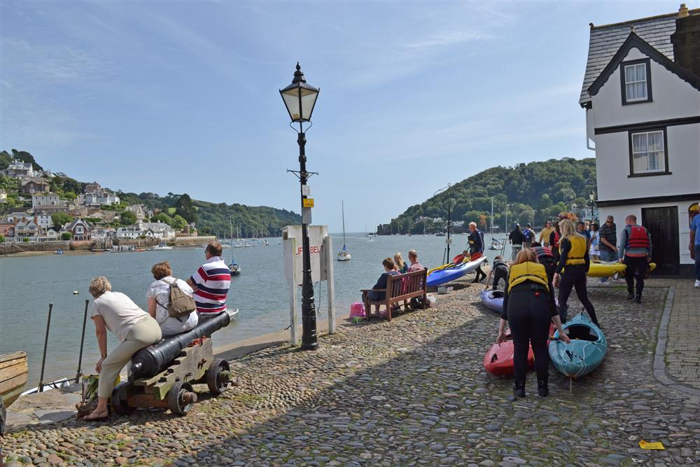 Cotterbury Dartmouth Toad Hall Cottages