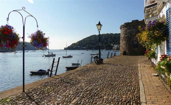 Holiday Cottages Dartmouth South Devon